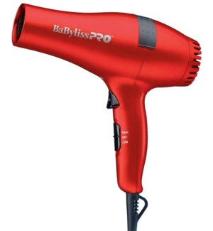 DA BP PROFESSIONAL CERAMIC DRYER (RED)