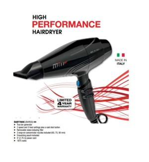 "DA BAB PRO ""RAPIDO"" ULTRA-LIGHT HIGH-PERFORMANCE DRYER"