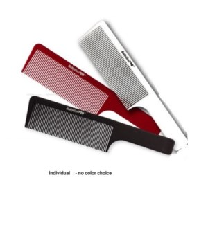 "DA BP 9"" CLIPPER COMB EACH (RED, WHITE OR BLACK)"