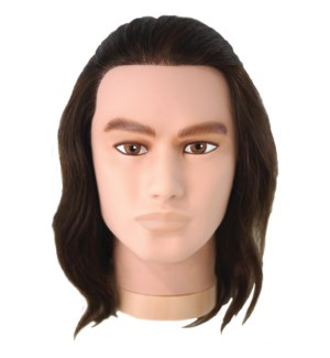 DA BP DELUXE MALE MANNEQUIN W/ NO BEARD