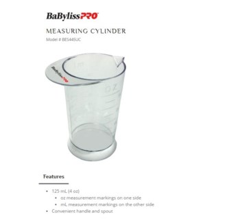 DA BP MEASURING CYLINDER (BEAKER) 4OZ