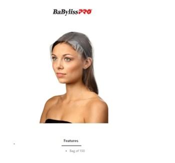 DA BP POP-UPS DISPOSABLE CAPS 100/BAG