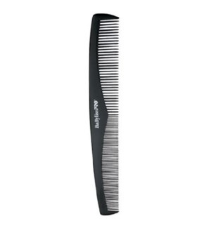 "DA BP BARBER FINISHING COMB 7-1/2"" (OFFICIAL BARBER TOOLS)"