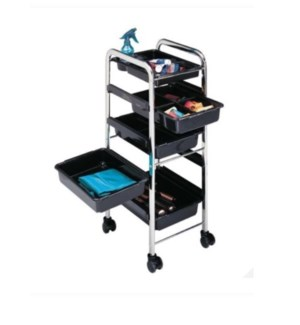 DA CHROME FRAME TROLLEY