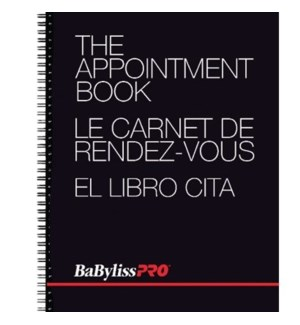 DA BP APPOINTMENT BOOK - 4 COLUMNS/50 PAGES