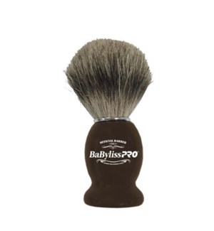 DA BP BADGER HAIR SHAVING BRUSH (OFF. BARBER TOOLS)