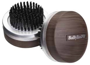 DA BP ROUND BEARD BRUSH (OFF. BARBER TOOLS)
