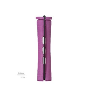 DA BP COLD WAVE  RODS JUMBO ORCHID LONG /DOZEN