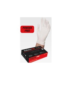 DA BP DISPOSABLE VINYL PF GLOVES - LARGE (100/BOX)