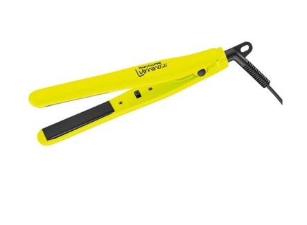 "DA BP LUMINOSO 3/4"" MINI FLAT IRON - YELLOW"