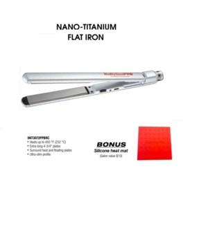 """DA BP 1"""" NANO-TITANIUM FLAT IRON (BRILLIANCE)"""