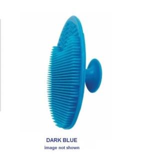 DISC//DA SL SILICONE CLEANSING PAD - DARK BLUE