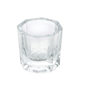 DA SILKLINE GLASS DISH