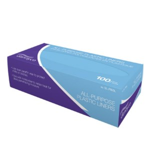 DA ALL PURPOSE PLASTIC LINERS 100/BOX