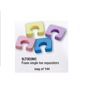 DA SL SINGLE FOAM TOE SEPARATORS 144/PK