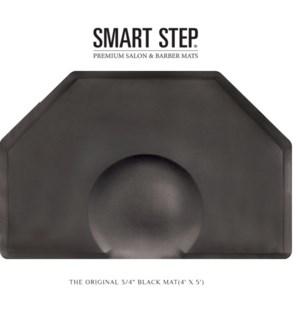 DA THE ORIGINAL ELITE BLACK MAT 4' X 5'