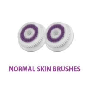 DA SS HYDRASONIC NORMAL SKIN BRUSHES (PKG OF 2)