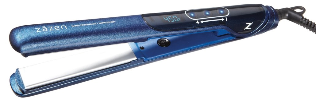 "TBD//DA ZAZEN 1"" TOUCH SCREEN FLAT IRON"