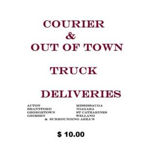 N/C Delivery BACK ORDER