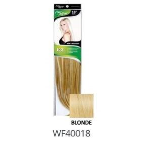 "FIRST LADY HAIR AFFAIR 18"" 8PC CLIP-IN 8HH BLONDE"