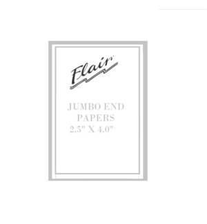FLAIR END PAPERS (2.5 X 4)