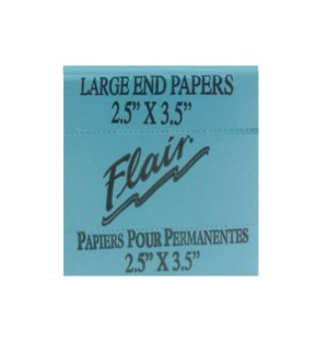 FLAIR END PAPERS (2.5 X 3.5)