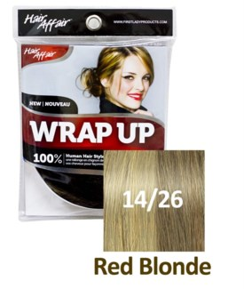 FIRST LADY HAIR AFFAIR WRAP UP #14/26 RED BLONDE