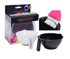 FOIL IT 2 PACK COLORING BOWL
