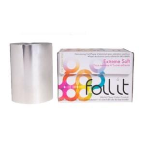 FOIL IT EXTREME SOFT SILVER (MEDIUM) FOIL 5LB ROLL