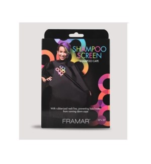 FRAMAR SHAMPOO SCREEN CAPE
