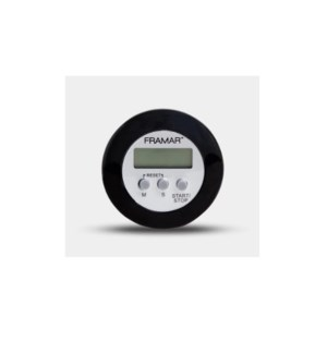 FRAM DIGITAL TIMER BLACK