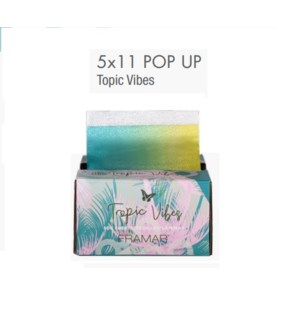 FRAMAR TROPIC VIBES 5X11 POP UPS (LE) MJ'20
