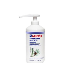 GEHWOL FOOT VIGOUR BLUE 500ML W/PUMP