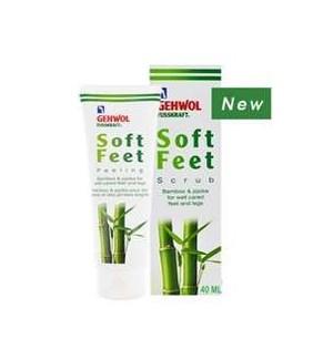 GE FOOT VIGOUR SOFT FEET SCRUB 40ML