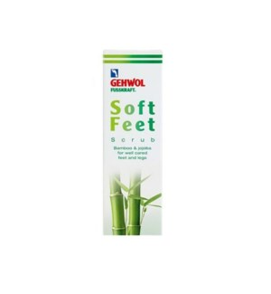GE FOOT VIGOUR SOFT FEET SCRUB 125ML