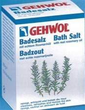 GEHWOL ROSEMARY BATH SALTS 10 X 25G