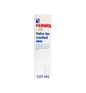 GEHWOL MED SALVE FOR CRACKED SKIN 125ML