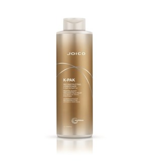 JOICO K-PAK DAILY CONDITIONER LITRE (RESTAGE)