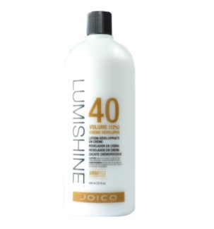 JOICO 40 VOL DEV LUMISHINE 950ML