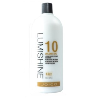 JOICO 10 VOL CREME LUMISHINE DEVELOPER 950ML (J153471)