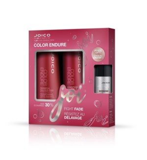 JOICO (J16607) COLOR ENDURE COLOR HOLIDAY DUO HD20