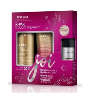 JOICO (J16612) KPAK COLOR THERAPY HOLIDAY DUO HD20