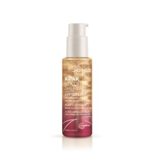 JOICO K-PAK CT LUSTER LOCK OIL 62ML (RESTAGE)