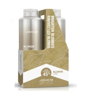 JOICO BLONDE LIFE LITRE DUO (J16539)