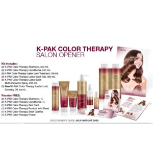 JOICO K-PAK COLOR THERAPY SALON OPENER - RESTAGE (LE)