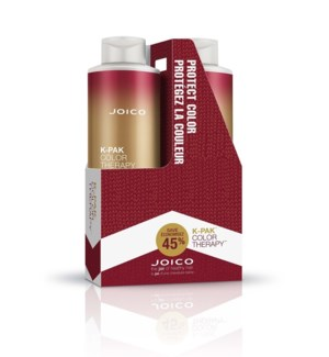 JOICO K-PAK COLOR THERAPY LITRE DUO (J16534)