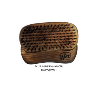 JD PALM BRUSH SHINE ENHANCER BURNT WOOD