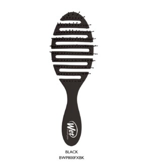 DISC//JD WETBRUSH FLEX DRY BLACK