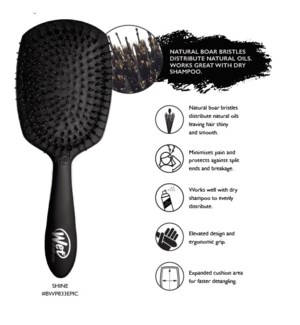 JD EPIC WETBRUSH DELUXE SHINE BRUSH