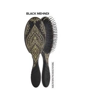 JD WETBRUSH HEAVENLY HENNA BLACK MEHNDI